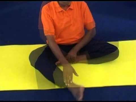 Yoga Asana Siddhasana