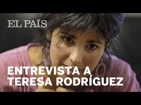 """Teresa Rodríguez: """"Gobernar con el PSOE es peligroso"""""""