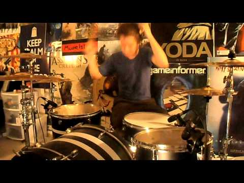 I Slept With Someone In // Fall Out Boy (DRUM COVER)
