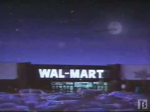wal mart christmas commercial 1993 - Walmart Christmas Commercial