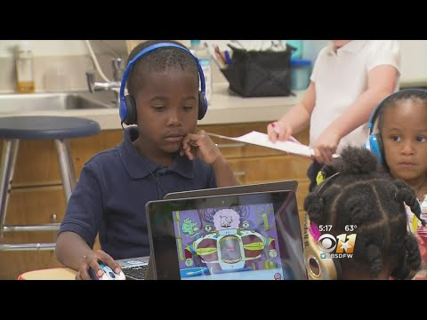 Dallas ISD Elementary Receives Much Needed Digital Currency Donation