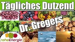 Dr. Gregers Tägliches Dutzend 🍓🍏🍆🌶🍞