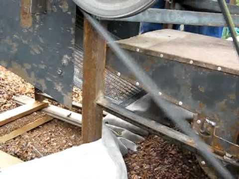 Дробилка сеялка кедровая шишка орех