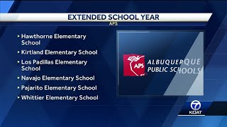 Hundreds of APS students will have extended school year
