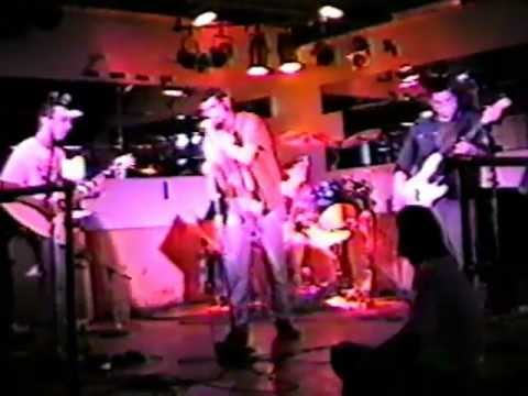 The Hidden Live at McGreggors 1992