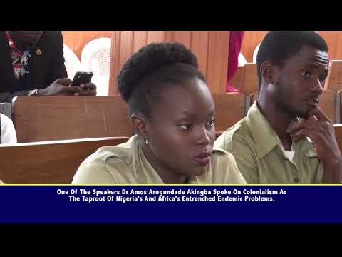 THE SYMPOSIUM BY MAGODO ASSOCIATES ON THE WAY FORWARD FOR NIGERIA