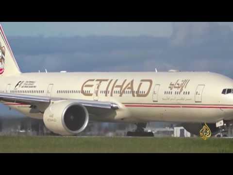 1.9 مليار دولار خسائر طيران الاتحاد في 2016  - نشر قبل 5 ساعة