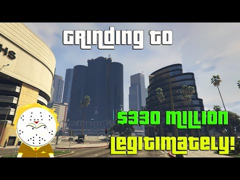 GTA Grinding To $330 Million Legitimately And Helping Subs