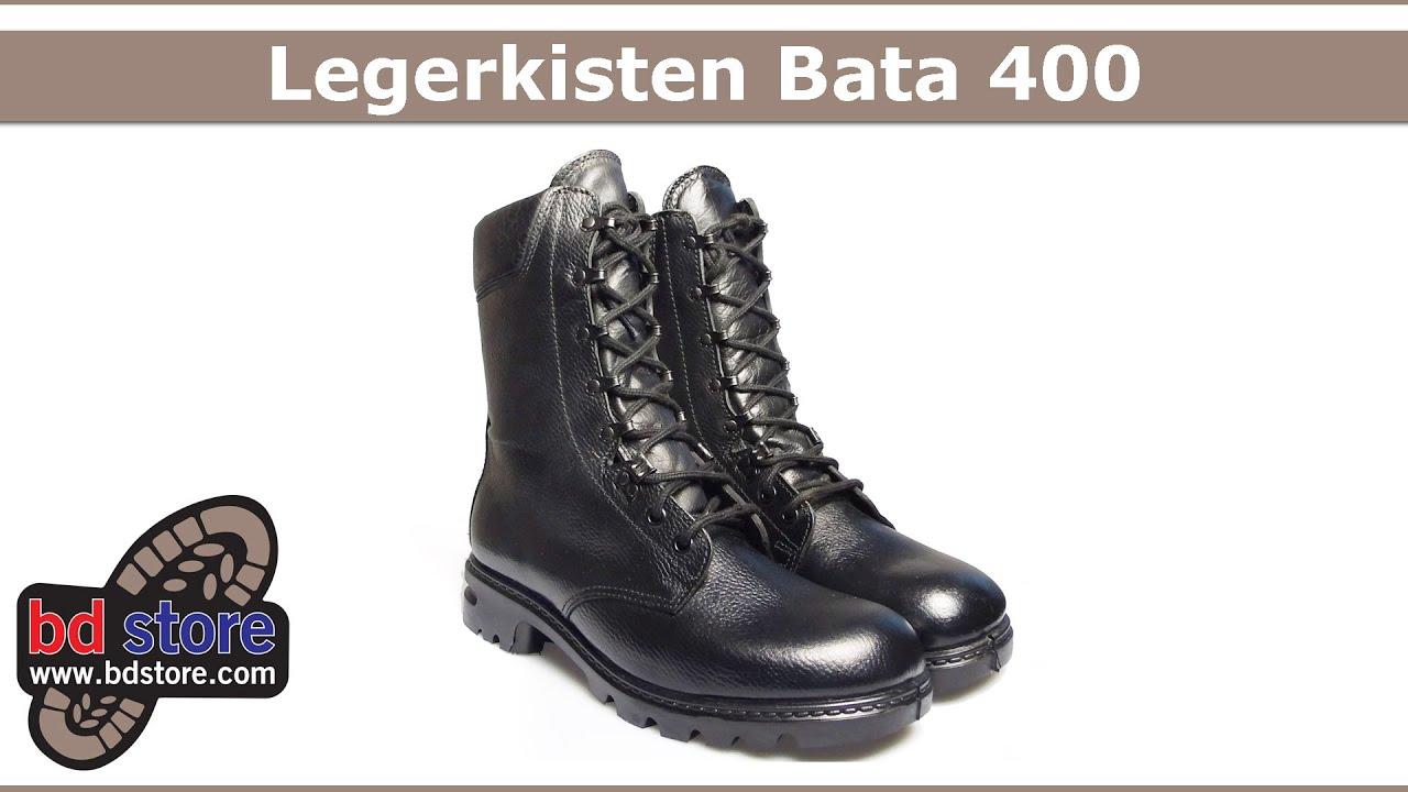 Legerkisten Bata M400 Defensie Laarzen | BD Store