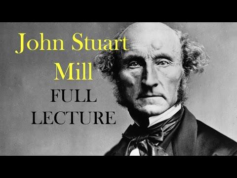 FULL LECTURE John Stuart Mill;परिचय रचनाएँ उपयोगितावाद लोकतंत्र या प्रतिनिधि शासन
