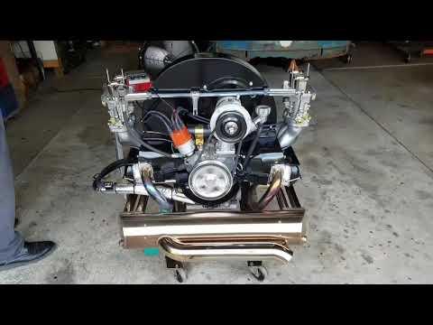 James P's Volkswagen 1904cc 74x90.5 engine by RISmachine