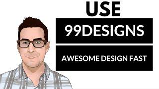99Designs - Create a logo, Build a Brand in under 8 minutes