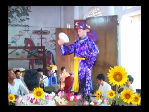 Chầu Lục Cung Nương (đệ tử Võ Khắc Hùng)