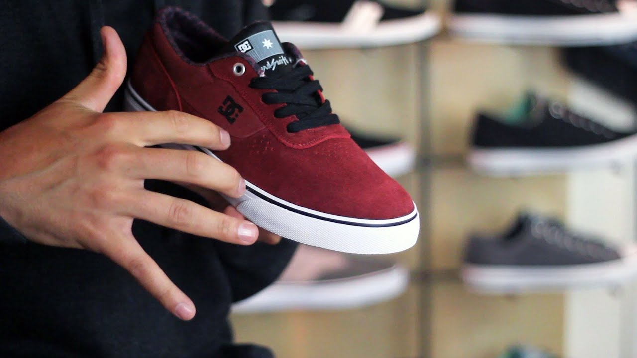 DC Switch S and ES Pro Skate Shoes