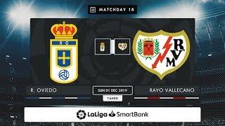 Real Oviedo Rayo Vallecano MD18 D1600