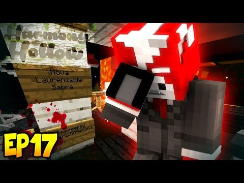 the worst prank i've ever seen  - Minecraft Harmony Hollow Modded SMP EP17 S3