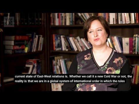 LSE Thinks | Oksana Antonenko - Are we in a new Cold War?