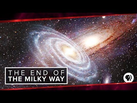 Big Rig - End of the world? Our galaxy will likely be eaten.