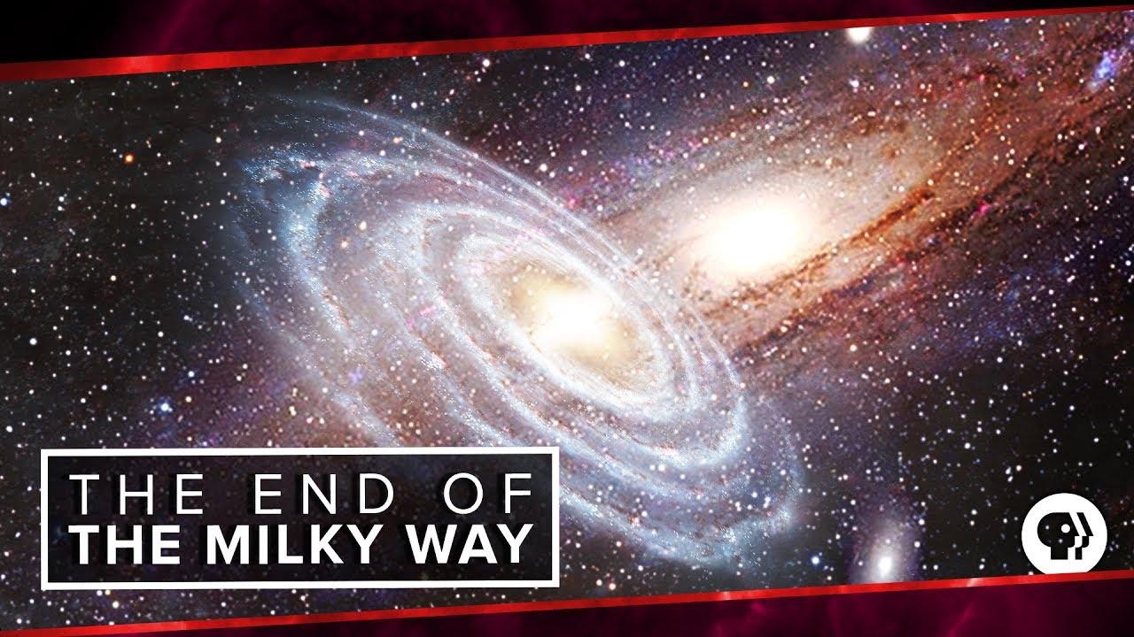 milky way andromeda diagram [ 1280 x 720 Pixel ]