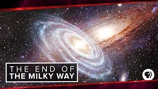 The Andromeda-Milky Way Collision | Space Time