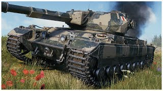 Conqueror – THREE MARK GAME – World of Tanks