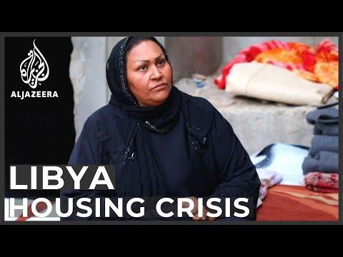 Libya Crisis: Thousands seek shelter near Tripoli