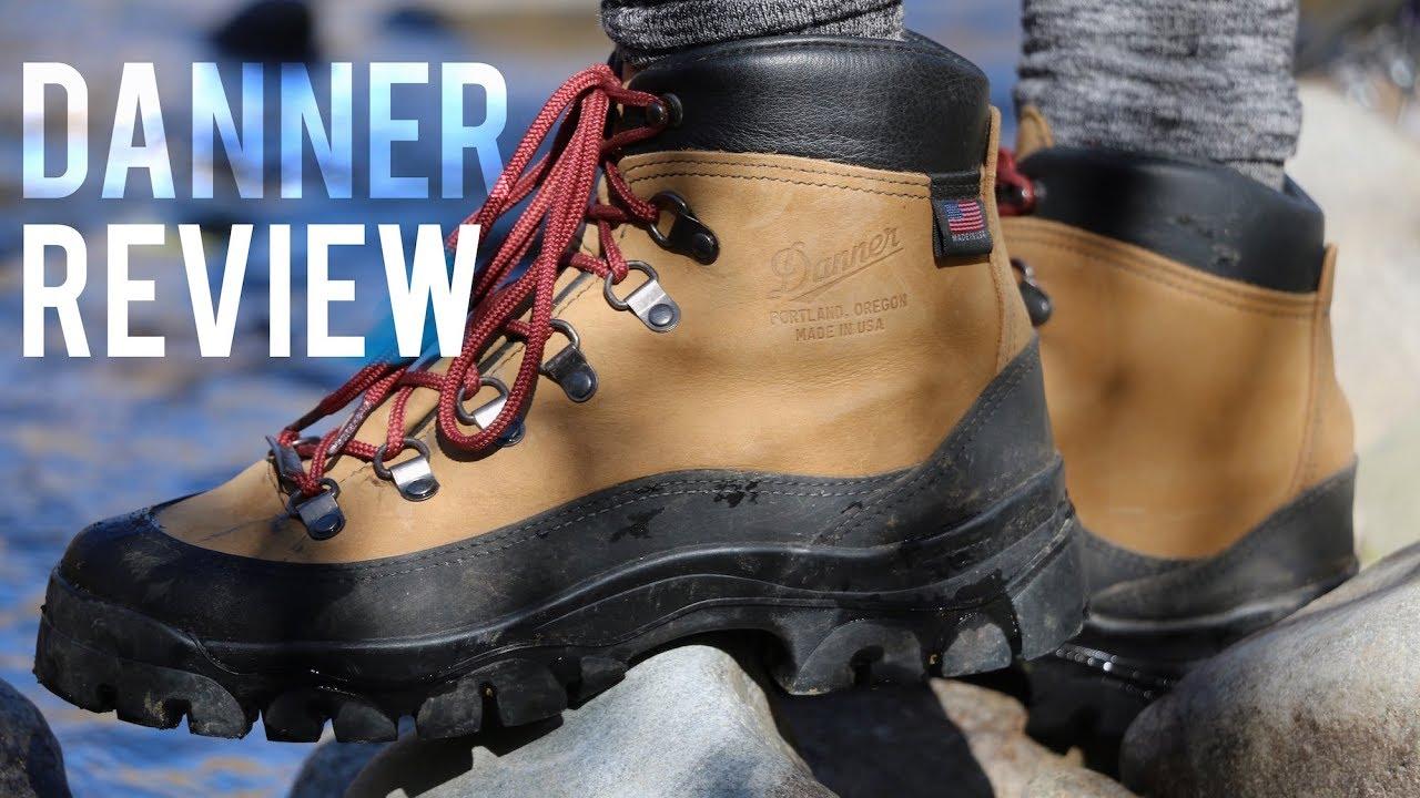 8306f0ba4e7 Danner Hiking/Hunting Boot Review | Crater Rim
