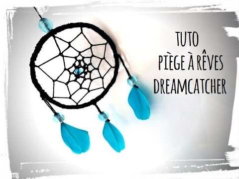 diy pi ge r ve dreamcatcher youtube. Black Bedroom Furniture Sets. Home Design Ideas