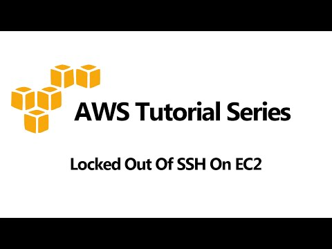 Locked Out Of SSH On EC2 - YouTube