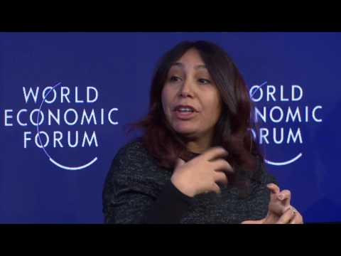 Davos 2017 - The Art of Dissent