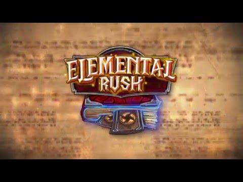 Elemental Rush Trailer