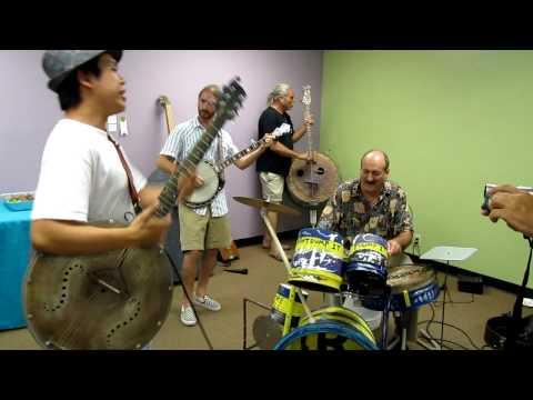 Maui Art of Trash Music Jam