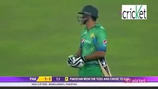 Pakistan vs Bangladesh Asia Cup T20 2016 Full HIghlights.