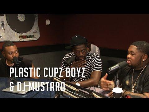 Plastic Cupz Boys and DJ Mustard on Comedy Corner??