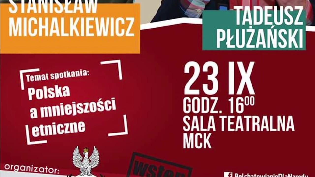 """TKB – """"Polska a mniejszości etniczne"""" – 18.09.2017"""