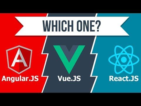 Choosing Your JavaScript Framework