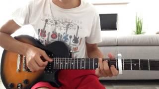 Passenger - Let Her Go (UxGuitariste Cover Guitar)