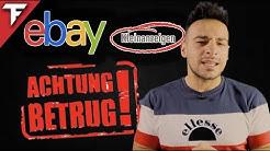 😳Ich wurde bei eBay Kleinanzeigen BETROGEN ❗️