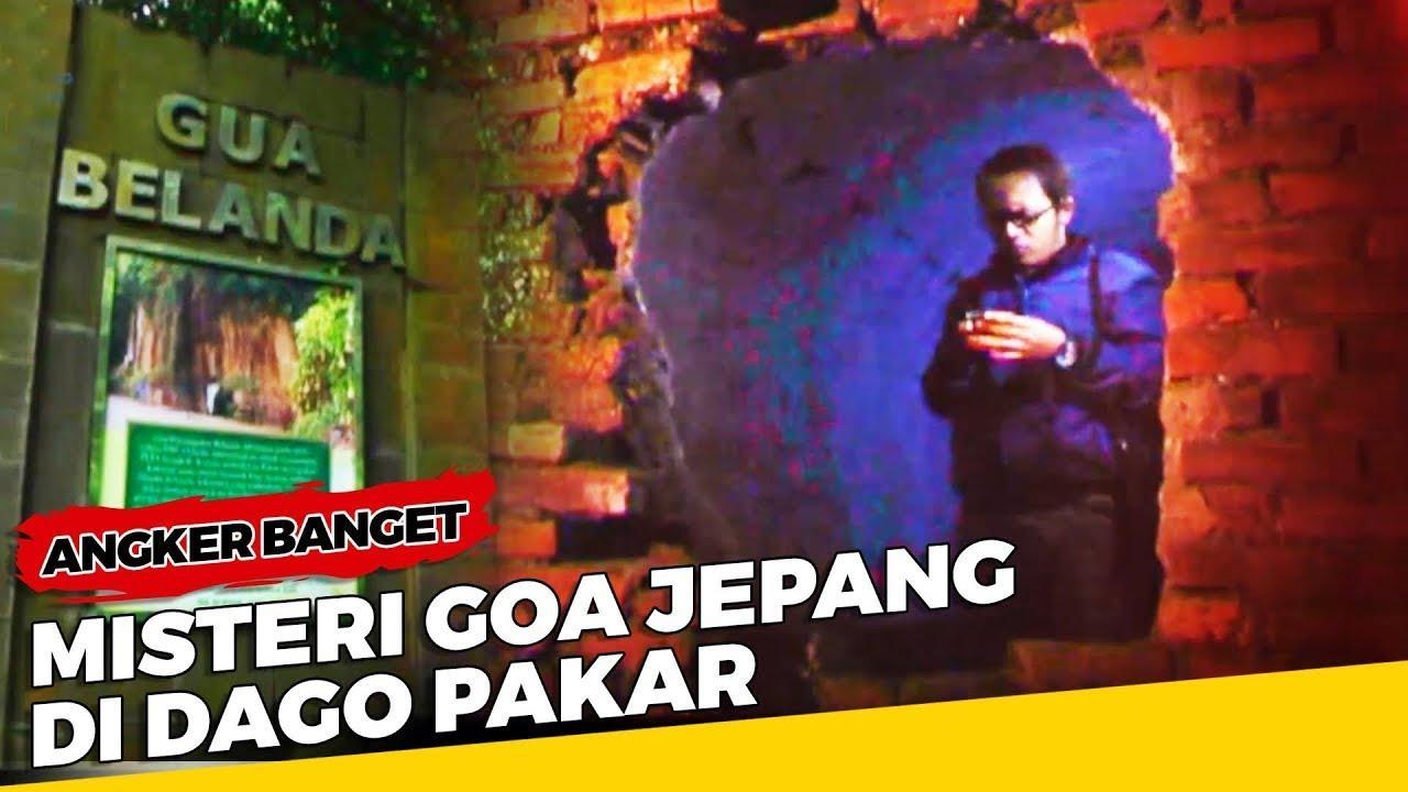 Misteri Goa Jepang di Dago Pakar - Angker Banget