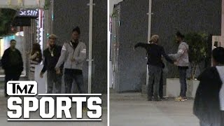 Odell Beckham Jr. Dance Off In Front Of Famed L.A. Strip Club | TMZ Sports
