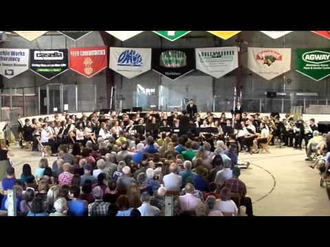 VT All State Music Festival 2015  band part 3