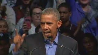 """""""Yes We Can"""" - Obama attackiert die aktuelle Politik scharf"""