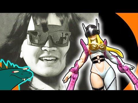 Digivolving Spirits 04 Angewomon / Tailmon Digimon Review