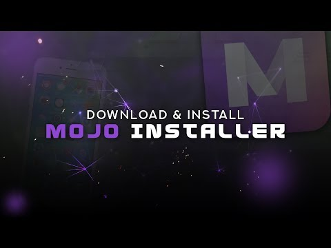 Download & Install MOJO Installer On iPhone, iPad And iPod Touch IOS  9,10,11 (2017/2018)