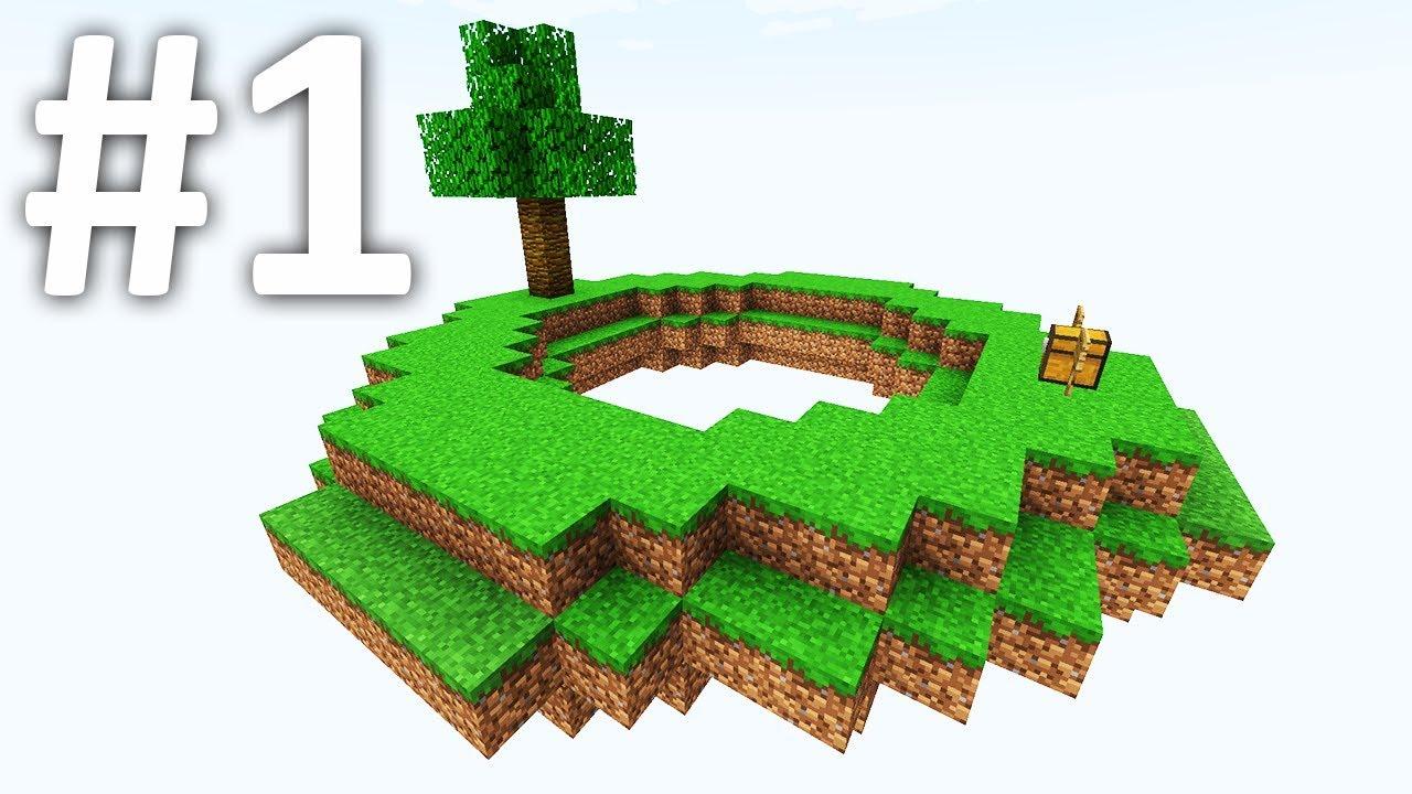 Minecraft Создание Мира #1