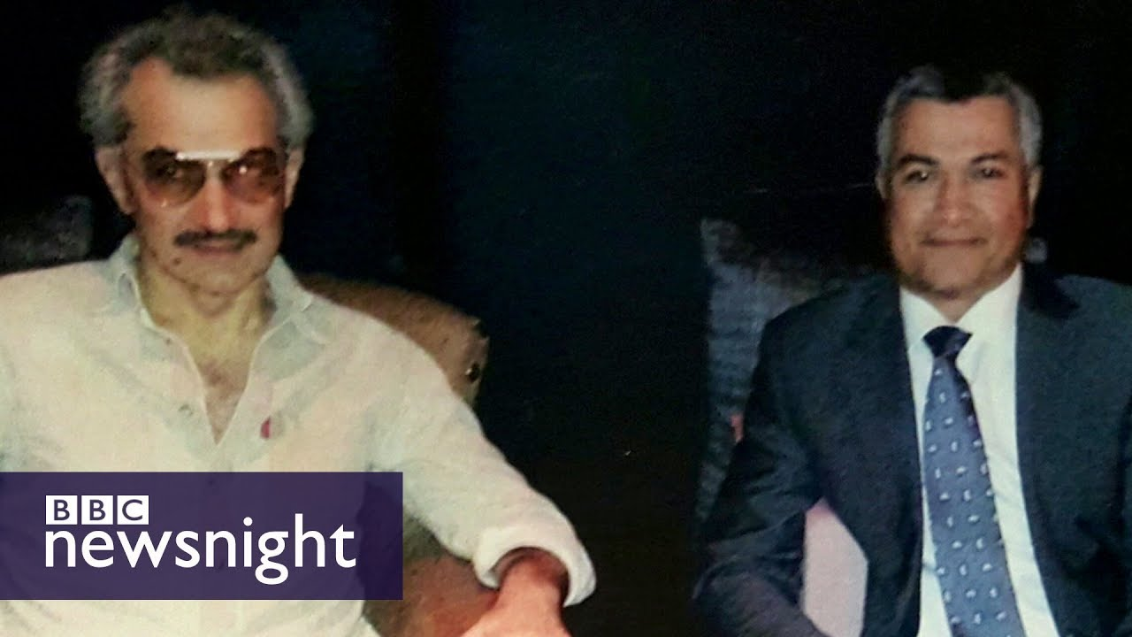 Inside Saudi Arabia's anti-corruption campaign - BBC Newsnight