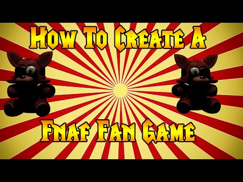 ClickTeam Fusion 2.5 How to make a fnaf fan game Episode 1: Mainmenu