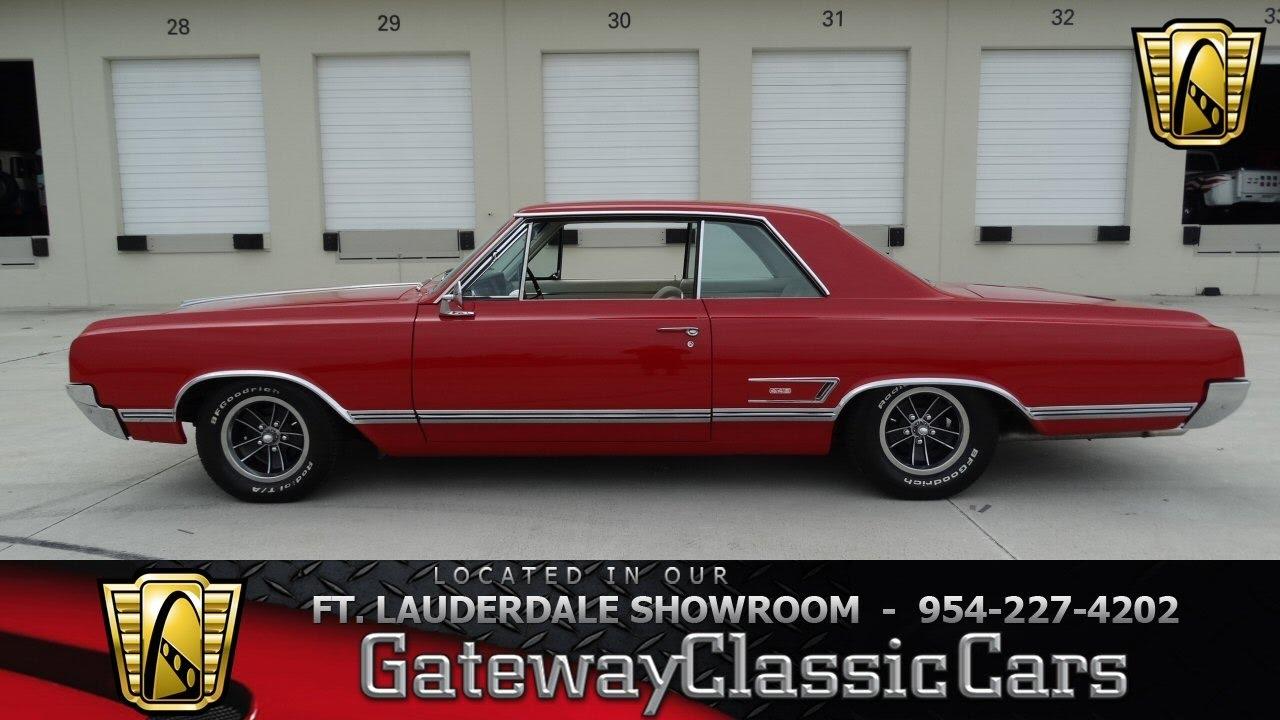 #479-FTL 1965 Oldsmobile Cutlass 442