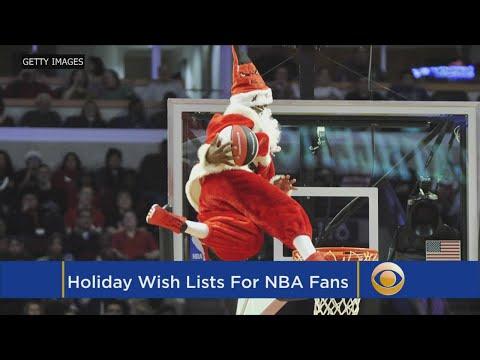 2017 NBA Holiday Wish List