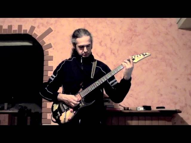 MARCELLO ZAPPATORE plays NEW BLUES by JOE SATRIANI